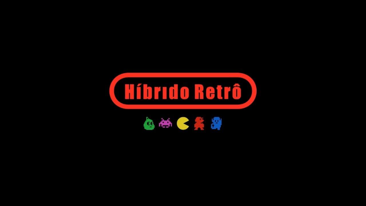 Híbrido Retrô